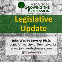 2016 ASCA Legislative Update