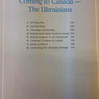 Ukrainian Immigration Grade 5