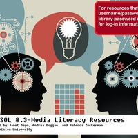 Media Literacy and You: Think, Connect, Produce
