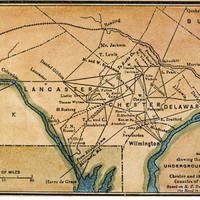 Underground Railroad: People, Places and Timeline