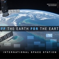 ISS: Off the Earth for the Earth