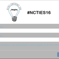 NCTIES 2016 resources gathered during conference