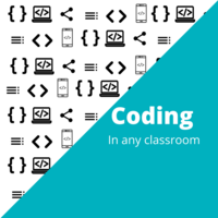 This binder was originally developed for business educators. It has been expanded to include coding resources for any teacher, any subject, any grade level.