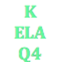 Kindergarten English Language Arts Q4 Curriculum