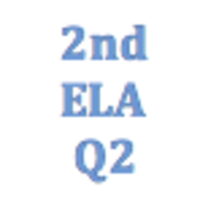 2nd Grade English Language Arts Q2 Curriculum