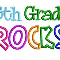 5th Grade Student Teaching