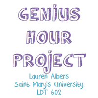 Genius Hour Project