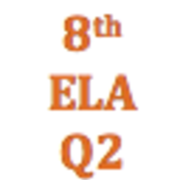 8th Grade English Language Arts Q2 Curriculum
