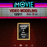 Video Modeling with the iPad