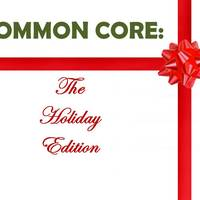 A LiveBinders Presentation on Common Core--the Holiday Edition!