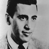 JD Salinger--Author of The Catcher in the Rye