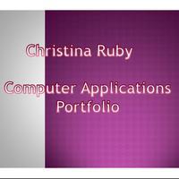 Ruby CA Portfolio