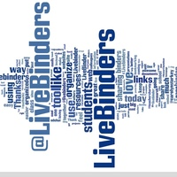 LiveBinders in blogs 2012
