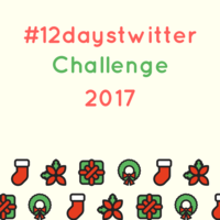 #12daystwitter 2017