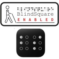 BlindSquare - Accessible Navigation - Indoor and Outdoor