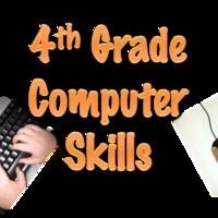 4th Grade Computer Skills