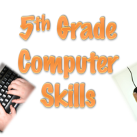 5th Grade Computer Skills