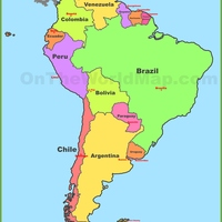 South America Project