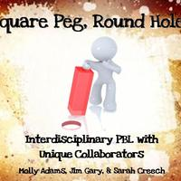 Square Peg, Round Hole - STEM Conf., Jan. 2012