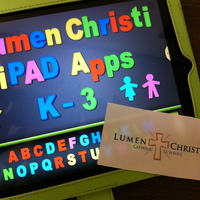 Lumen Christi Recommends: iPad Apps for Learning