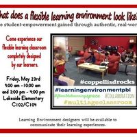 #learningenvironmentpbl
