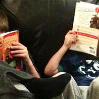 Children's Reading Experiences: How to Train Your Dragon