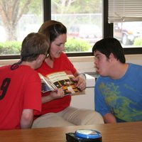 Guided Reading for Students with Significant Disabilities