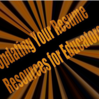 Educator Resume Writing Resources