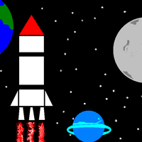 Planets & Space Games and Activities