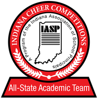 Academic All-State Cheer