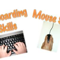 Computer, Keyboard & Mouse Activities