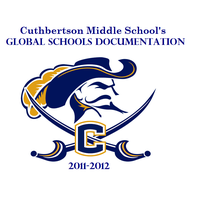 Cuthbertson Middle School's Global Schools Binder 2011-2012