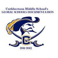 Cuthbertson Middle School's Global Schools Binder 2011-2012
