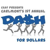 Dash for Dollars - CSAF Artwork