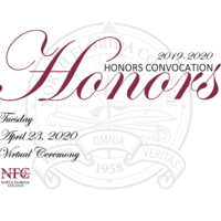 NFC 2020 Honors Convocation