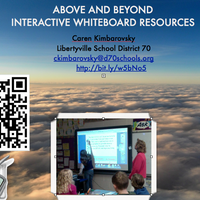 Above and Beyond Interactive Whiteboard Resources