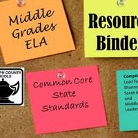 RCS Middle Grades Language Arts