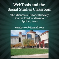 WebTools for the Social Studies Classroom