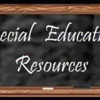 Special Education Teacher Resources