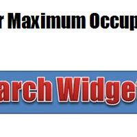 Extend Your Maximum Occupancy with Search Widgets ALLA 2012