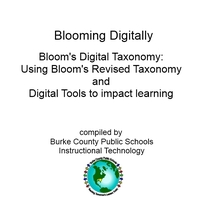 Blooming Digitally -  Resources