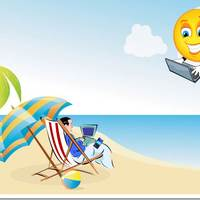 A Day at the Beach - Apps For the Classroom
