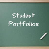 information on creating and maintaining student portfolios in an elementary school classroom