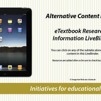 E-Textbook Research and Information