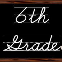 6) Rising Sixth Graders