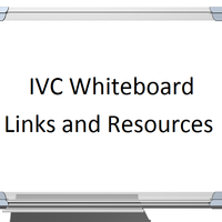 IVC Whiteboard Resources