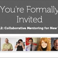 Collaborative Mentoring for New Teachers #ISTE12