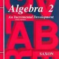 SEA Math Algebra II
