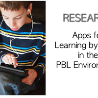 Apps for Learning by Doing in a PBL Setting