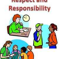 Copy of Respect and Responsibility
